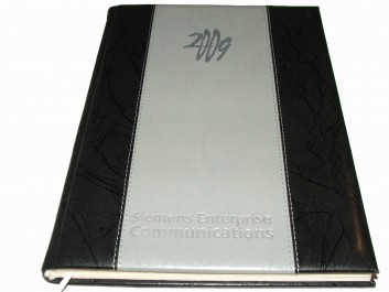Notepads with embossing