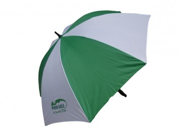 Umbrella with stamp